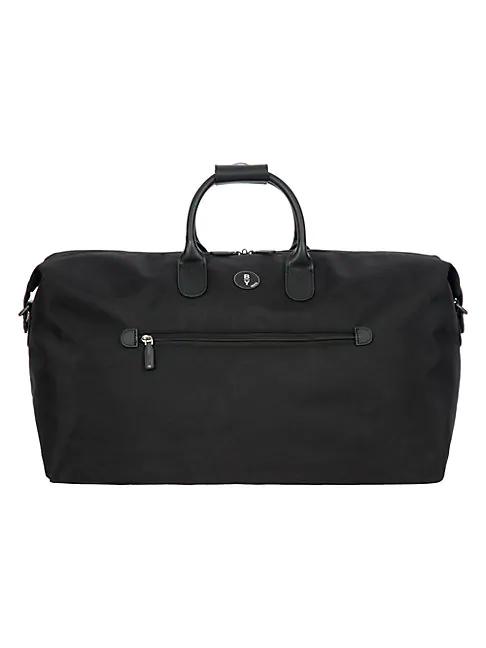 Bric's By Zeus 22-inch Duffel Bag In Black