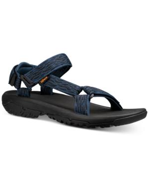 Teva Men's Hurricane Xlt2 Water-resistant Sandals Men's Shoes In Rapids Insignia Blue