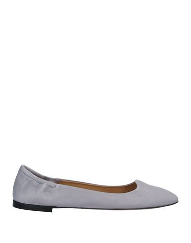 Pomme D'or Ballet Flats In Grey