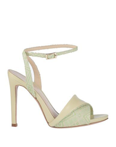 Gianni Marra Sandals In Light Green