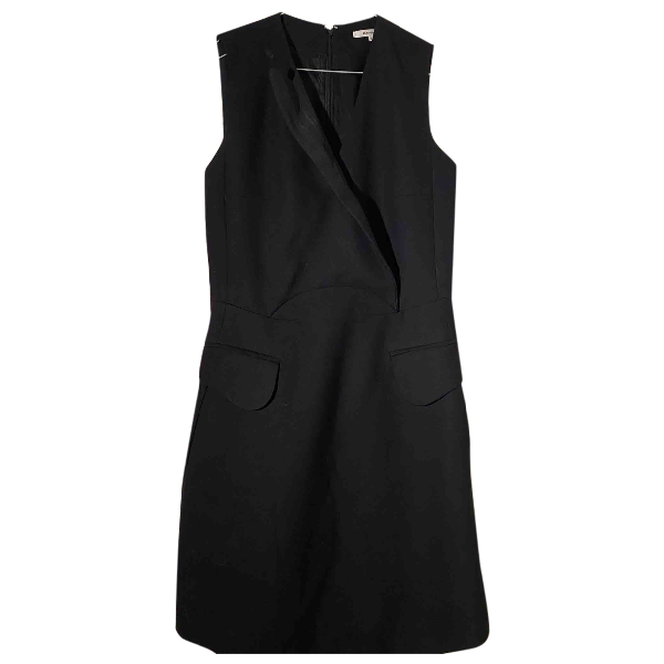 Carven Black Dress