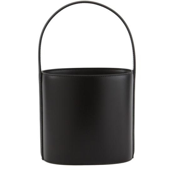 Staud Bisset Bucket Bag In Black