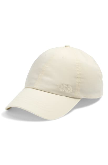The North Face Lightweight Ball Cap In Vintage White