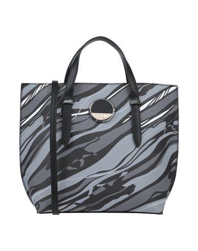 Cavalli Class Handbag In Grey