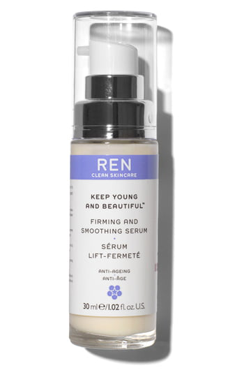 Ren Clean Skincare Space. Nk. Apothecary Ren Keep Young And Beautiful Firming And Smoothing Serum