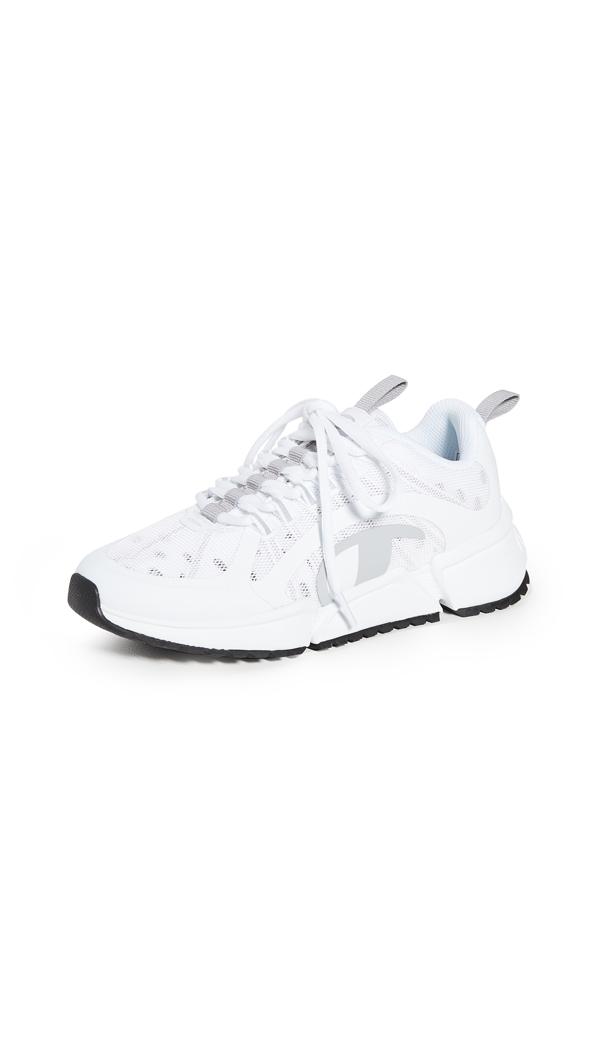 Champion Rf Pro Runner Sneakers In Triple White