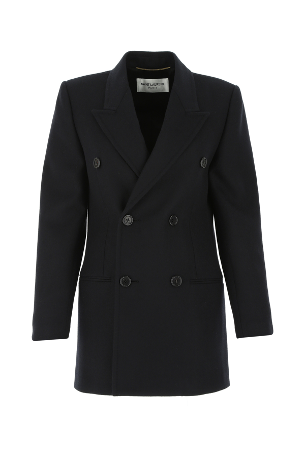 Saint Laurent Cappotto-42f