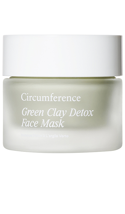 Circumference Green Clay Detox Face Mask In N,a