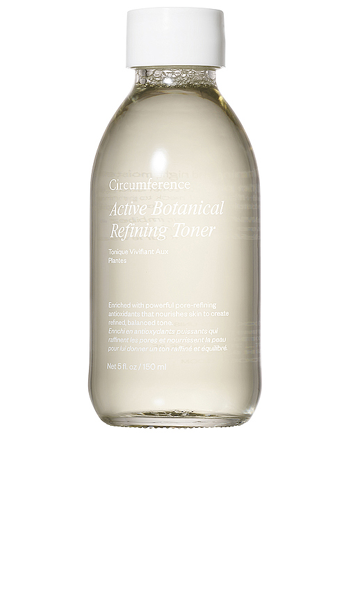 Circumference Active Botanical Refining Toner In N,a