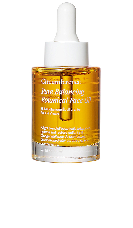 Circumference Pure Balancing Botanical Face Oil In N,a