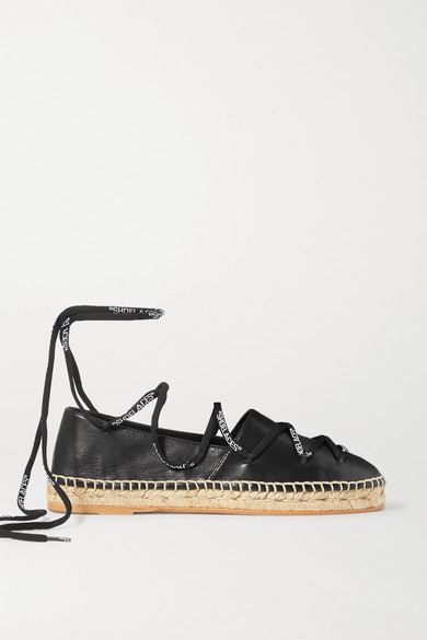 Off-white Espadrilles Owia204r20h69068 In Black
