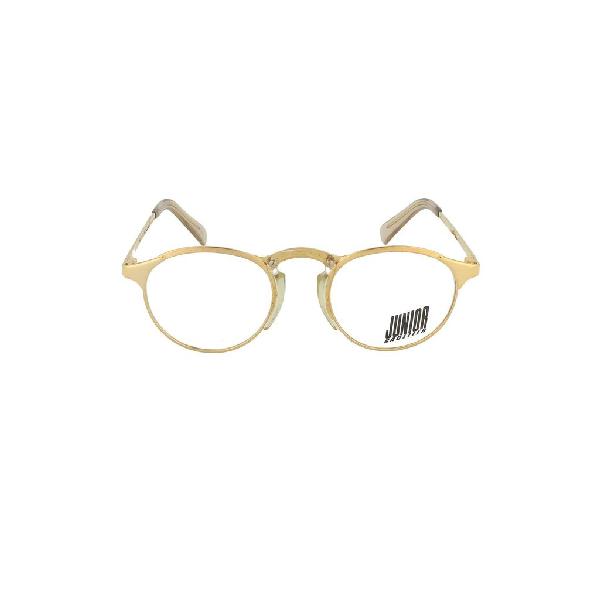 Jean Paul Gaultier Men's Gold Metal Glasses