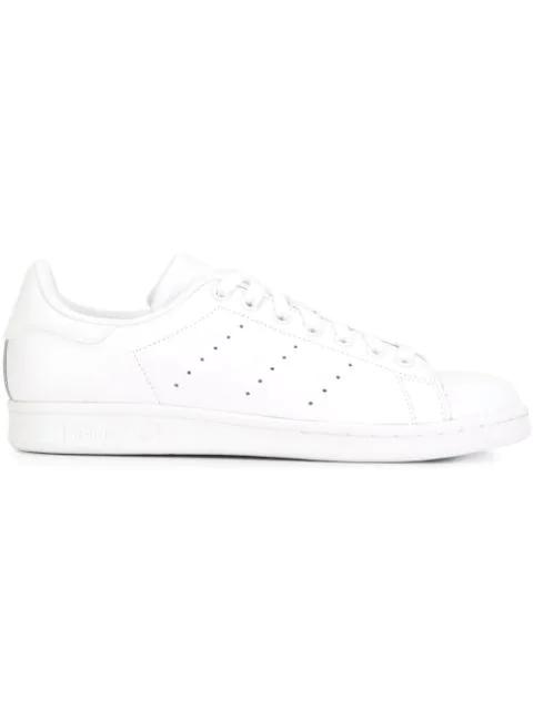 Adidas Originals Adidas Stan Smith Recon White & Off White In Ftwr White/ Ftwr White
