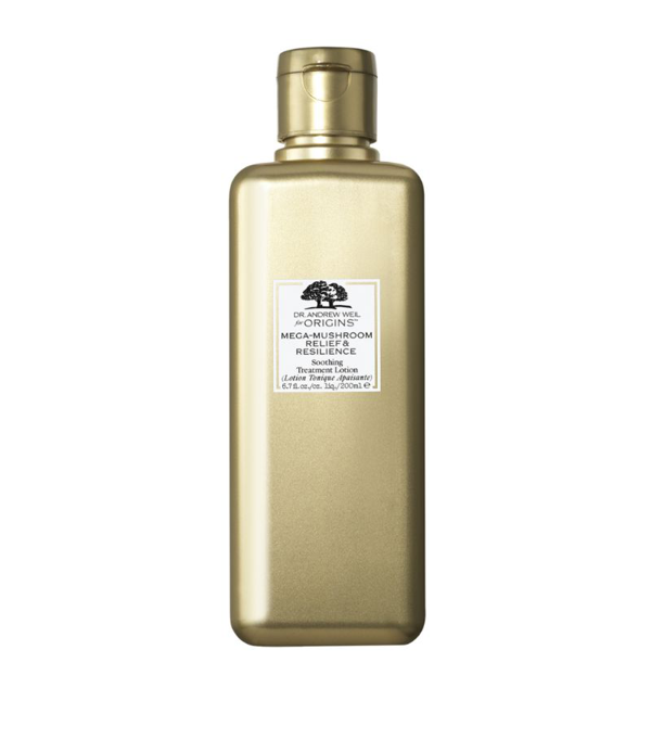 Origins Mega-mushroom Relief & Resilience Soothing Treatment Lotion (200ml) In White