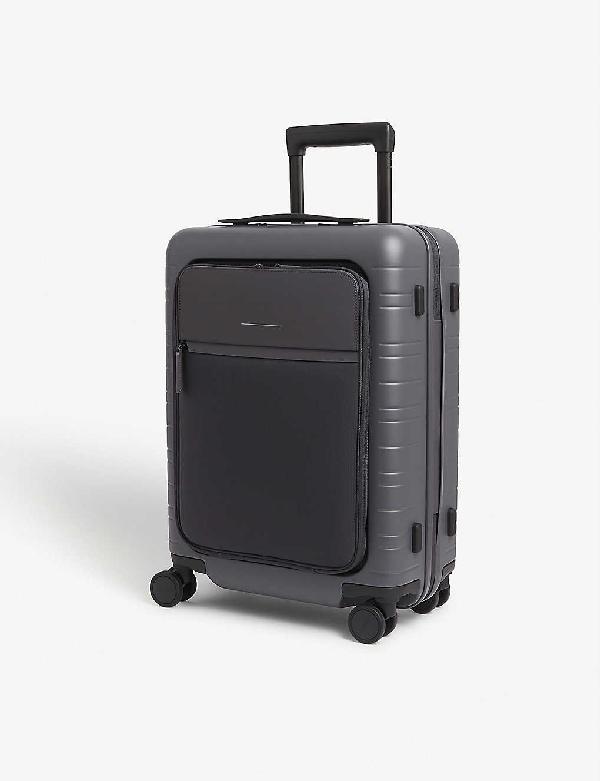 Horizn Studios M5 Cabin Trolley Suitcase 55cm In Graphite