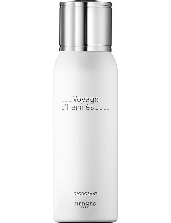 Pre-owned Hermes Voyage D'hermès Deodorant Spray 150ml