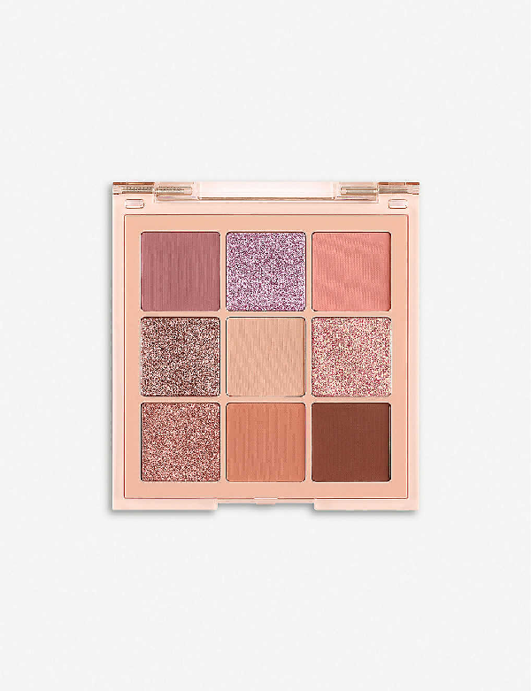 Huda Beauty Mini Nude Obsession Eyeshadow Palette 10g In Light
