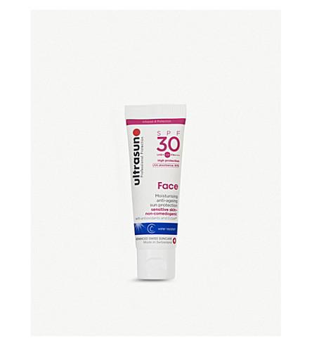 Ultrasun Face Spf30+ Anti-ageing 25ml