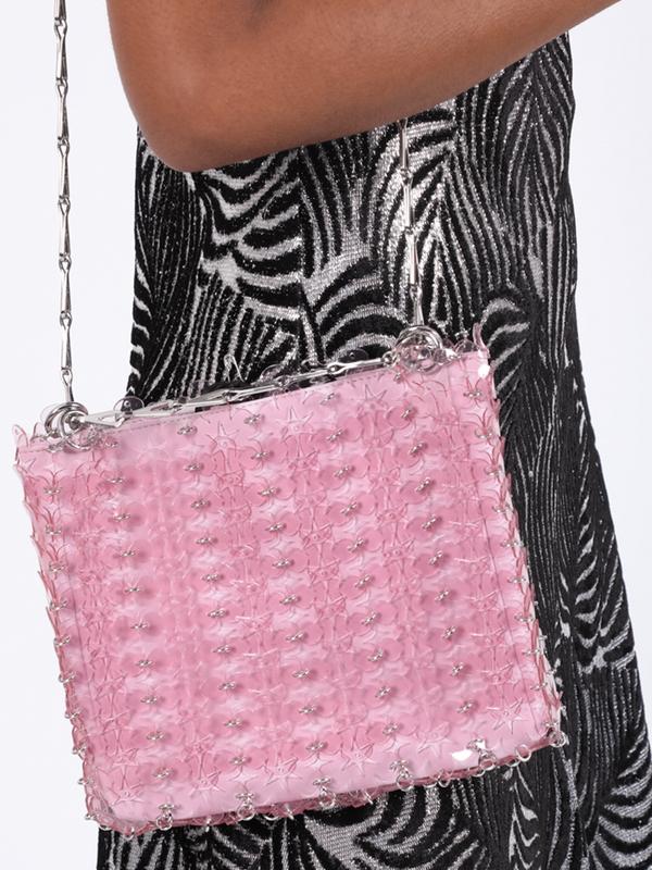 Paco Rabanne Hawaii 1969 Bag In Pink