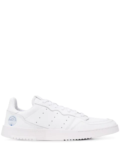 Adidas Originals Adidas Supercourt Sneakers Ef5887 In White/blue