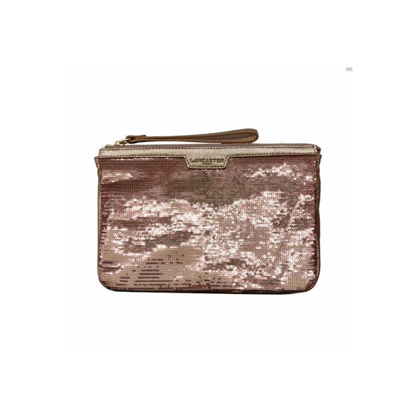 Lancaster Clutch Bag In Pink
