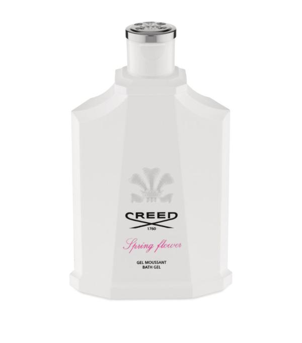 Creed Spring Flower Shower Gel (200ml) In White