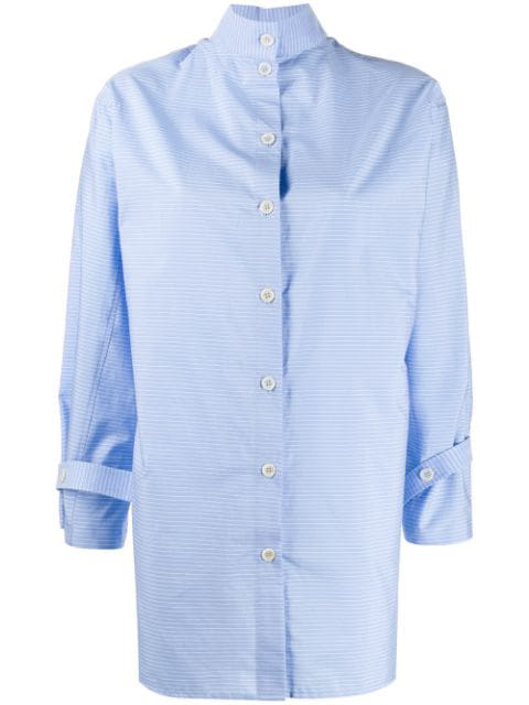 Jejia Loose Fit Shirt In Blue