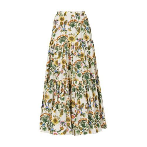 La Doublej Big Skirt In Thistle