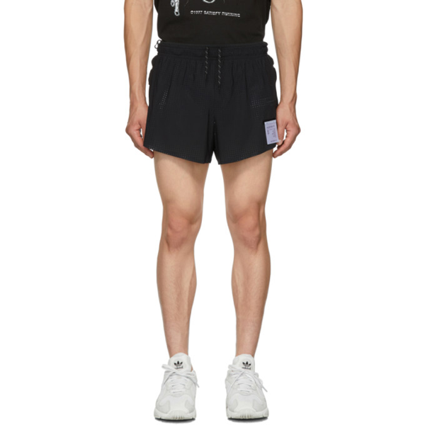 Satisfy Black Justice™ Short Distance 2.5 Inches Shorts