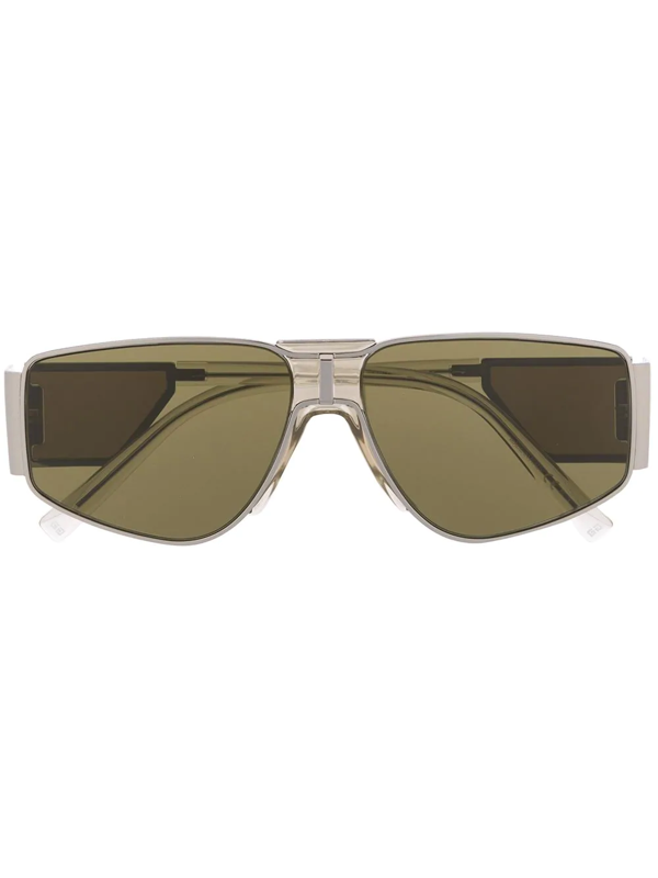 Givenchy 7166/s Multi-frame Sunglasses In Silver