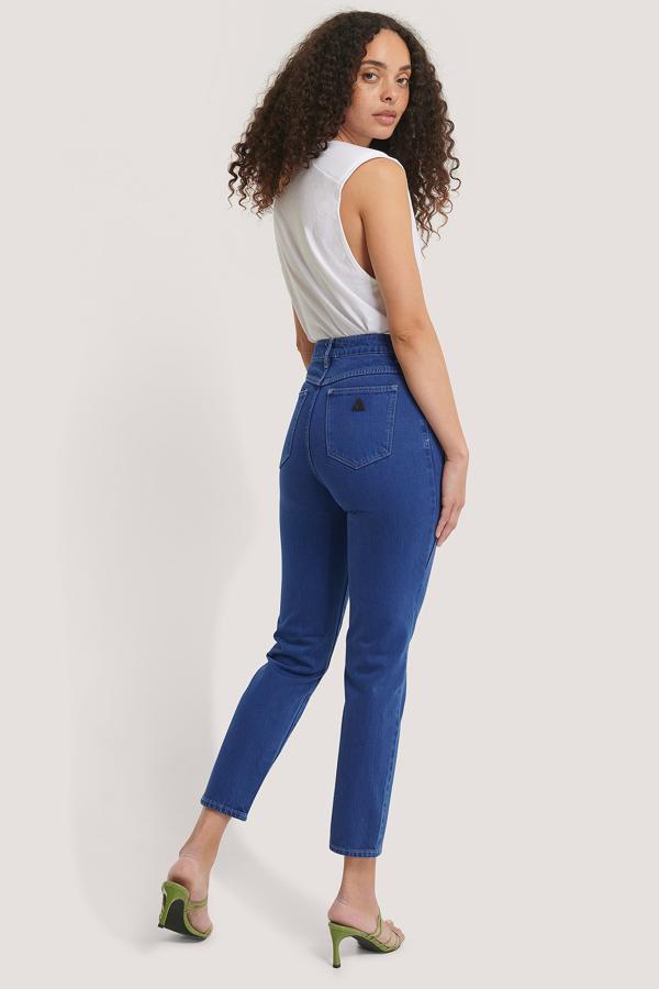 Abrand A 94 High Slim Jeans - Blue In Club Edit