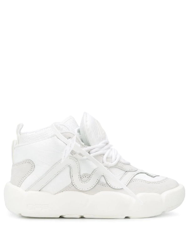 Off-white Off-whitre Optic Chlorine Sneakers Owia218s20fab002 In White