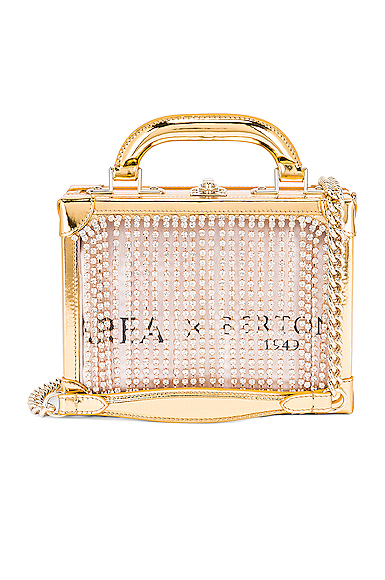Area Ling Ling Bag In Gold