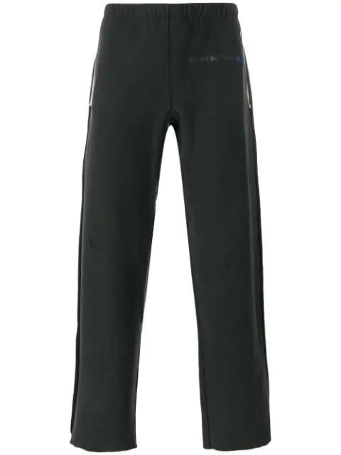 Off-white Off White Champion Sweatpant In Black
