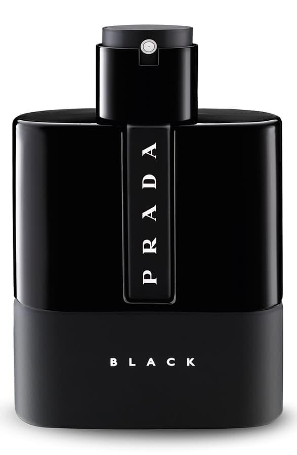 Prada Men's Luna Rossa Black Eau De Parfum Spray, 3.4-oz.