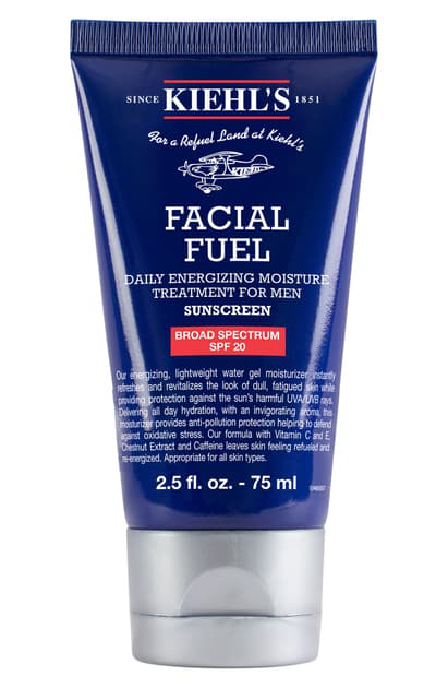 Kiehl's Since 1851 1851 Facial Fuel Daily Energizing Moisture Treatment For Men Spf 20, 4.2 oz In Us