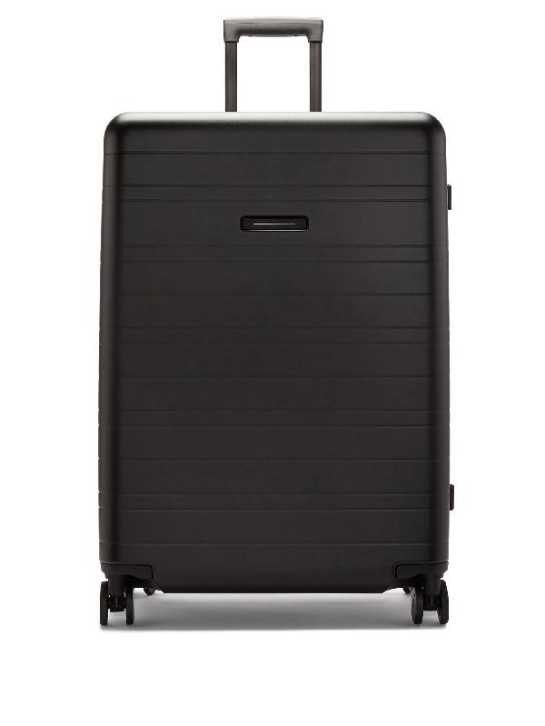 Horizn Studios H7 Check-in Hardshell Suitcase In Black