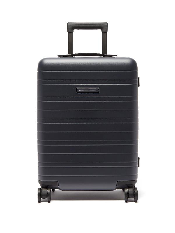 Horizn Studios H5 Smart Cabin Suitcase In Navy