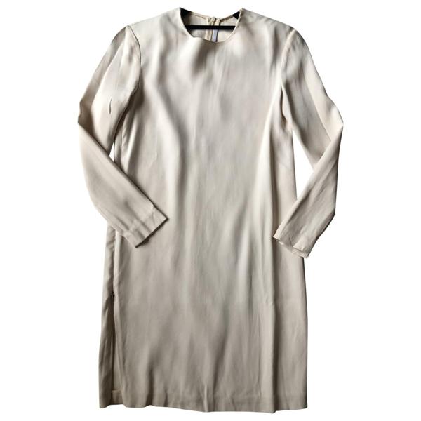 Rosetta Getty Ecru Dress