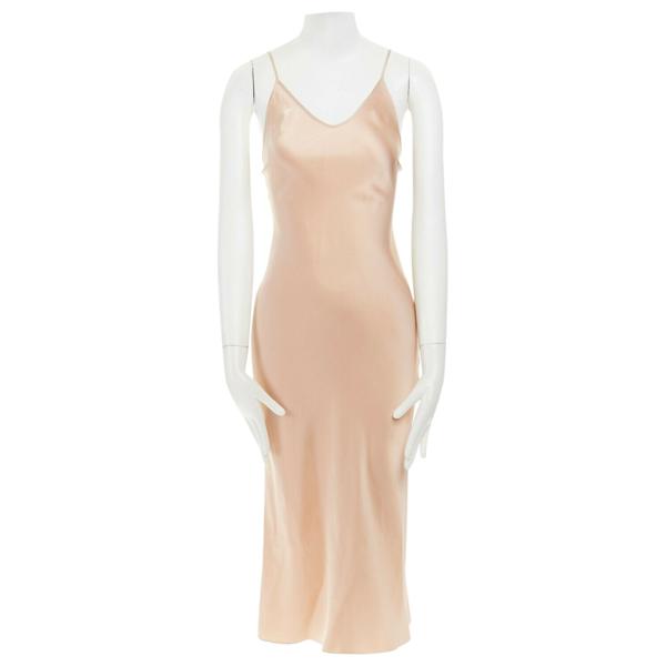 Protagonist Brown Dress