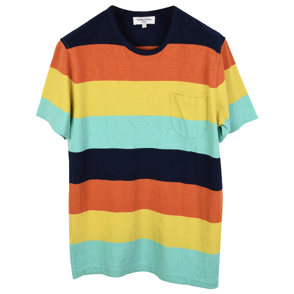 Ymc You Must Create Multicolour Cotton T-shirts