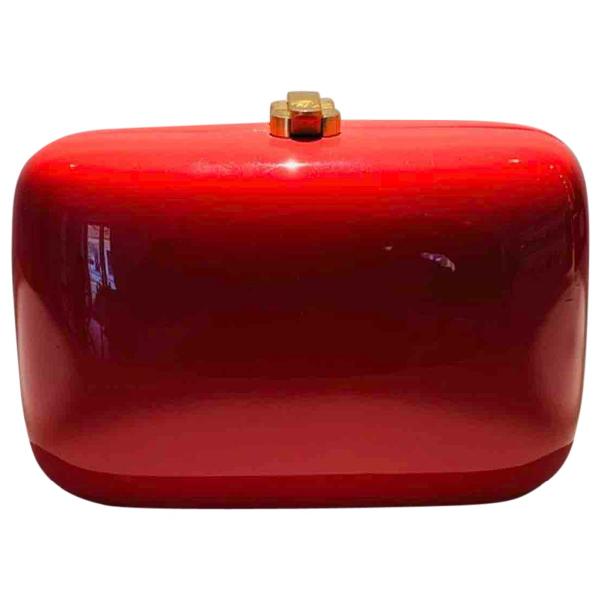 Rocio Pink Clutch Bag