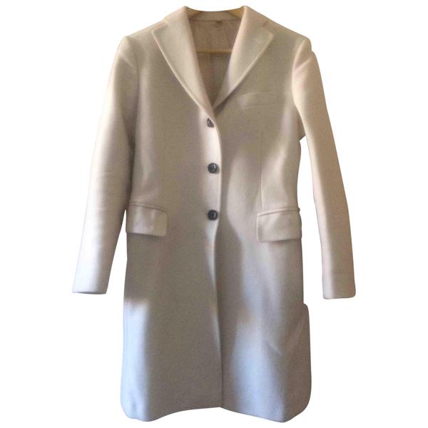 Tonello Beige Wool Coat