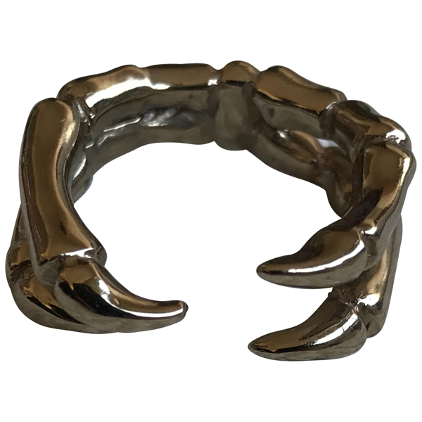 Bernard Delettrez Gold Metal Ring