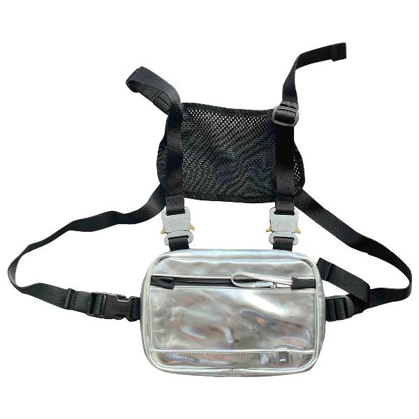 Alyx Metallic Leather Backpack