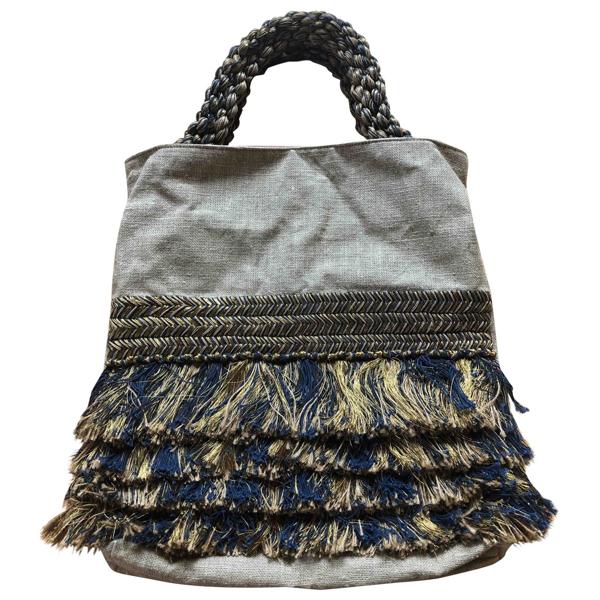 Pre-owned Sanayi313 Cloth Handbag