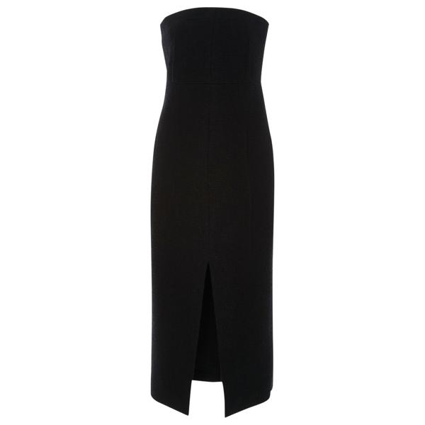 Protagonist Black Wool Dress