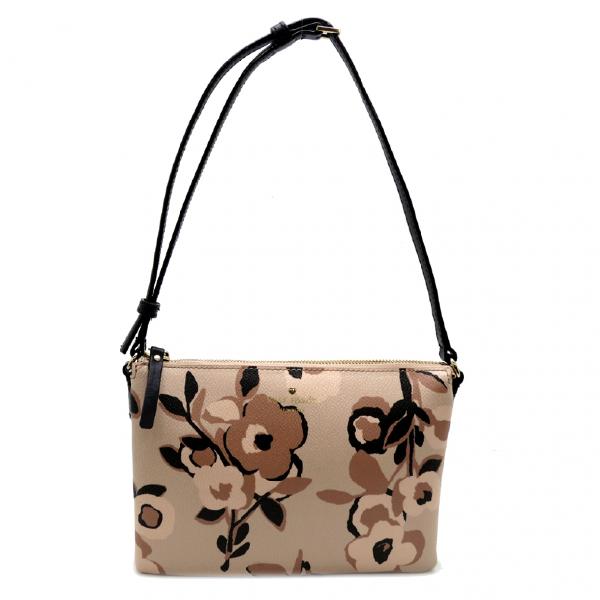 Pre-Owned Kate Spade Black Cloth Handbag