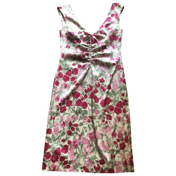Luisa Beccaria Multicolour Dress