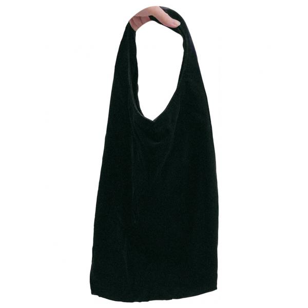 Pre-owned Yohji Yamamoto Black Velvet Handbag